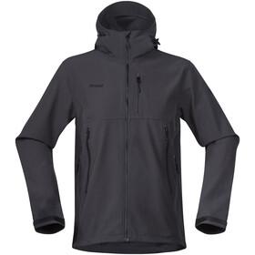 Bergans Stegaros Jacket Men solid charcoal/black